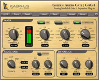 Golden Audio Gate