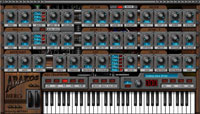 Abakos 2 Subtractive Synth